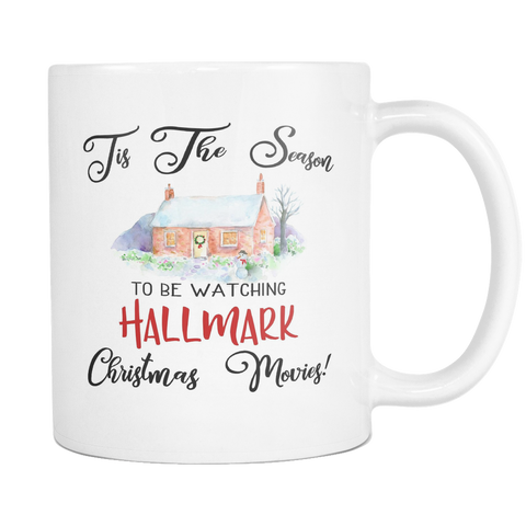 Tis the Season Hallmark Mug 11 and 15