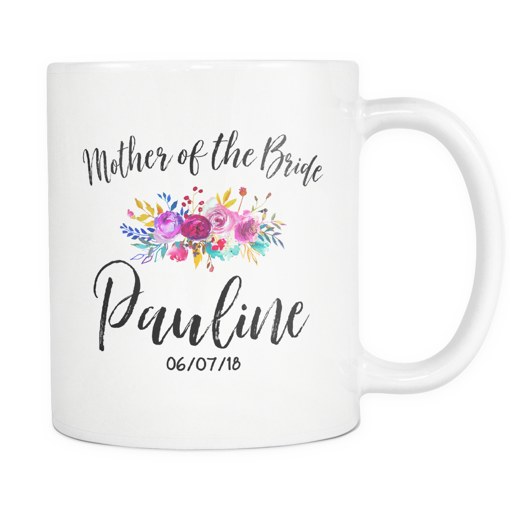 Mother of the Bride 11oz Mug