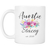 Auntie Stacey 2018 11oz and 15oz