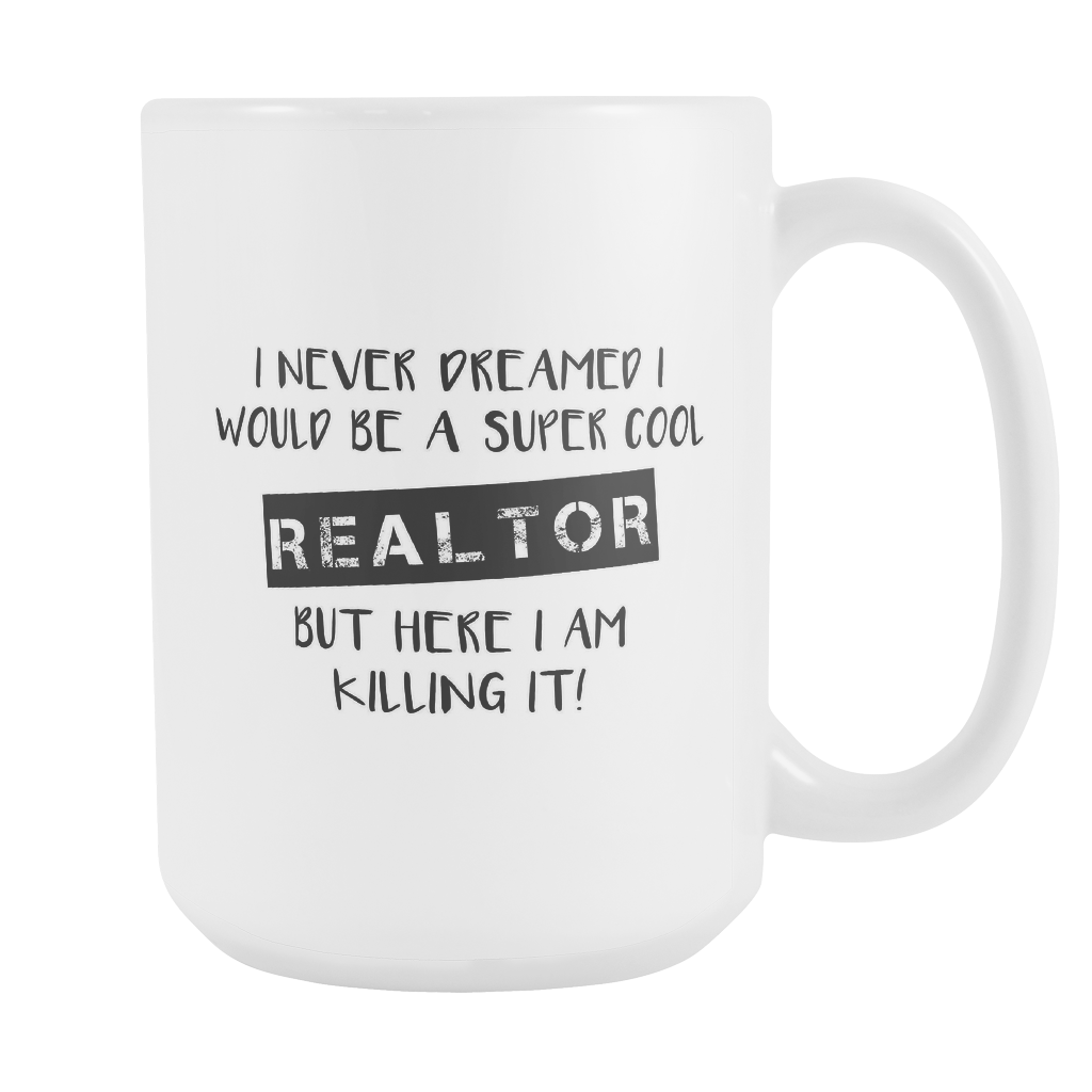 Super Cool Realtor 15oz Mug