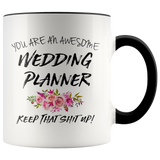 Wedding Planner Accent Mug