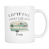 Camping Cindy Green 11oz and 15oz