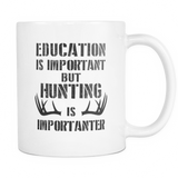 Hunting is Importanter