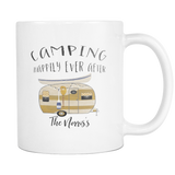 Camping The Norris Mustard 11oz and 15oz