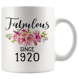 Fabulous Since 1920