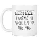 Retired 11 and 15oz Mug