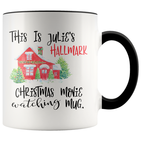 Hallmark Julie Accent