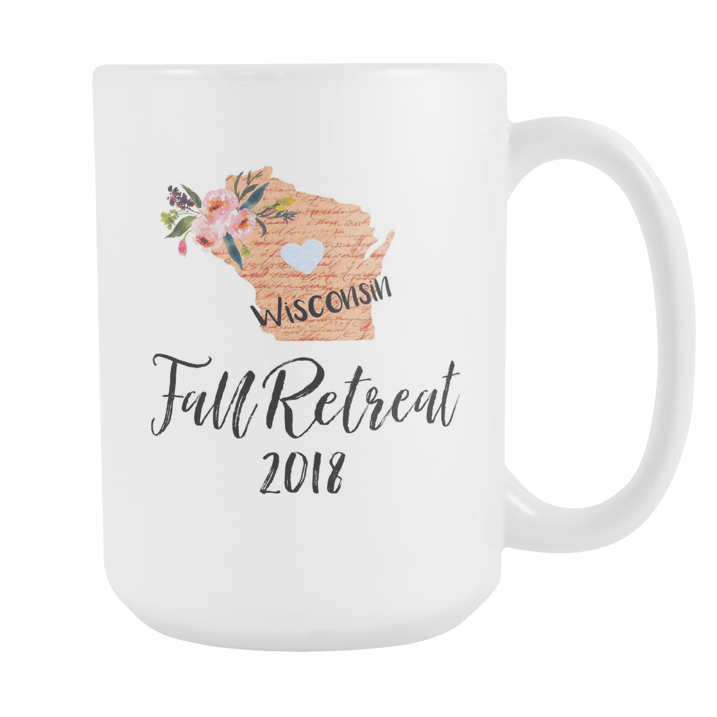 Fall Retreat 15oz Mug
