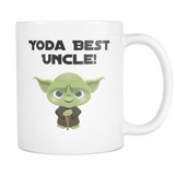 Yoda Best Uncle Coffee Mug