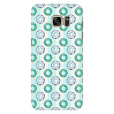 Green Donuts Phone Case