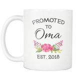 Promoted to OMA