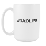 Dadlife 15oz Coffee Mug