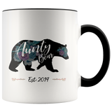 Aunty Bear 2019 Accent Mug