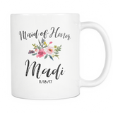 Maid Of Honor - Madi