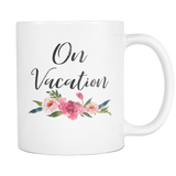 On Vacation Coffee Mugs
