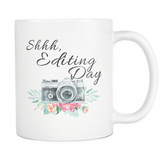 Editing Day 11oz Coffee Mug