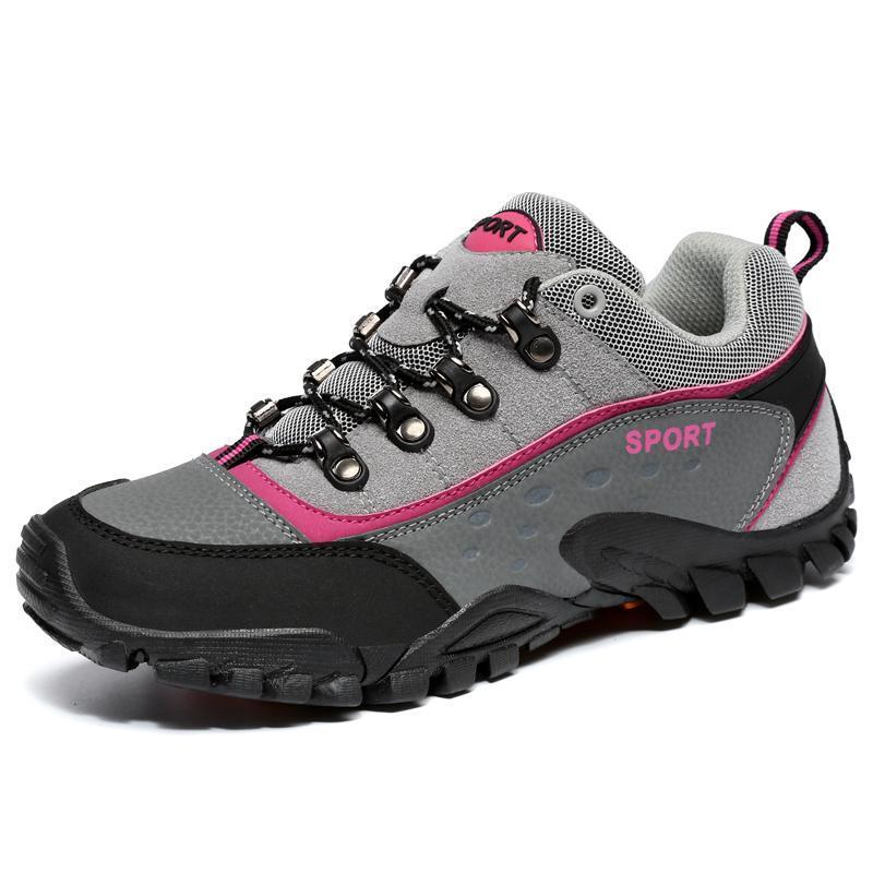 sneakers for cheap good looking big discount Women Outdoor Water Resistant Sports Hiking Boots – Veooy Womens ...