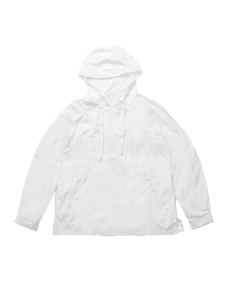 TRIPLE WHITE 3M WINDBREAKER