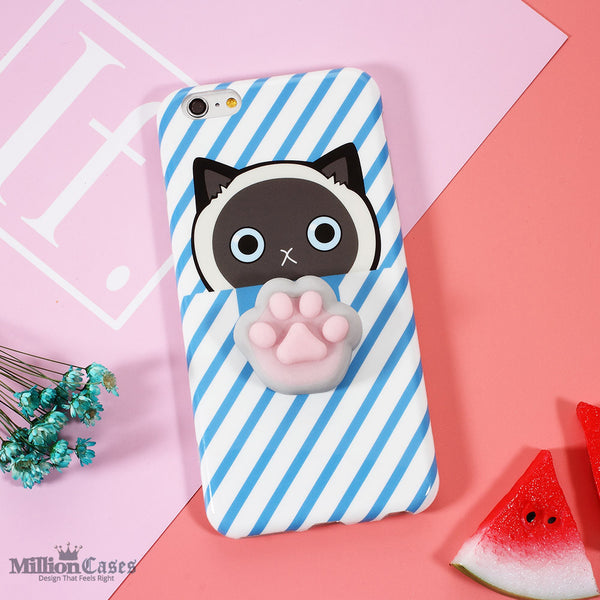 af940e730e Features: 3D Squishy Soft TPU Case Material: TPU Type: Reducing Pressure Mobile  Phone Case cover. Promise: All checked before shipping