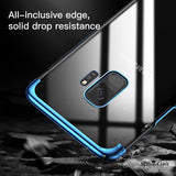 Baseus Luxury Plating Hard Plastic Case For Galaxy S9/ S9 Plus