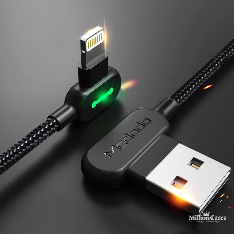 MCDODO USB Fast Charging Cable for iPhone
