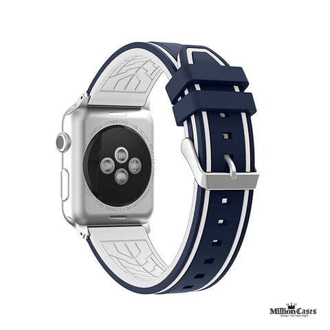 Sports Silicone Watch Band for Apple Watch Series 1/2