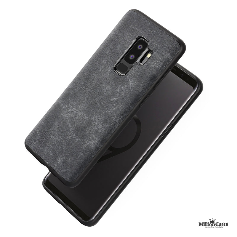 galaxy s9 pu case