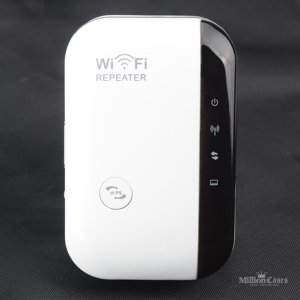 WiFi Repeater Network for Router Range Signal Expander Booster