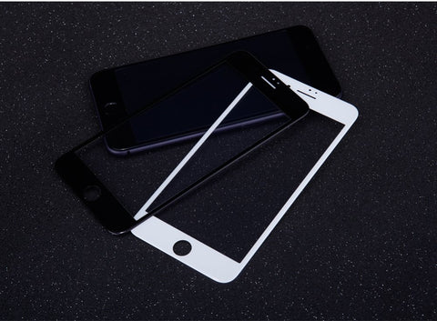 Original iPhone 7, 7 Plus ARC Fully Cover + Pro Anti-Explosion Tempered Glass Screen Protector