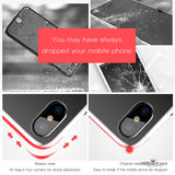 Luxury TPU Protective Armor Case For iPhone X
