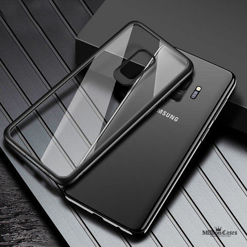 CAFELE Luxury Transparent Case for Galaxy S9/ S9 Plus