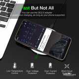 Qi Wireless Charging Pad for Samsung, iPhone