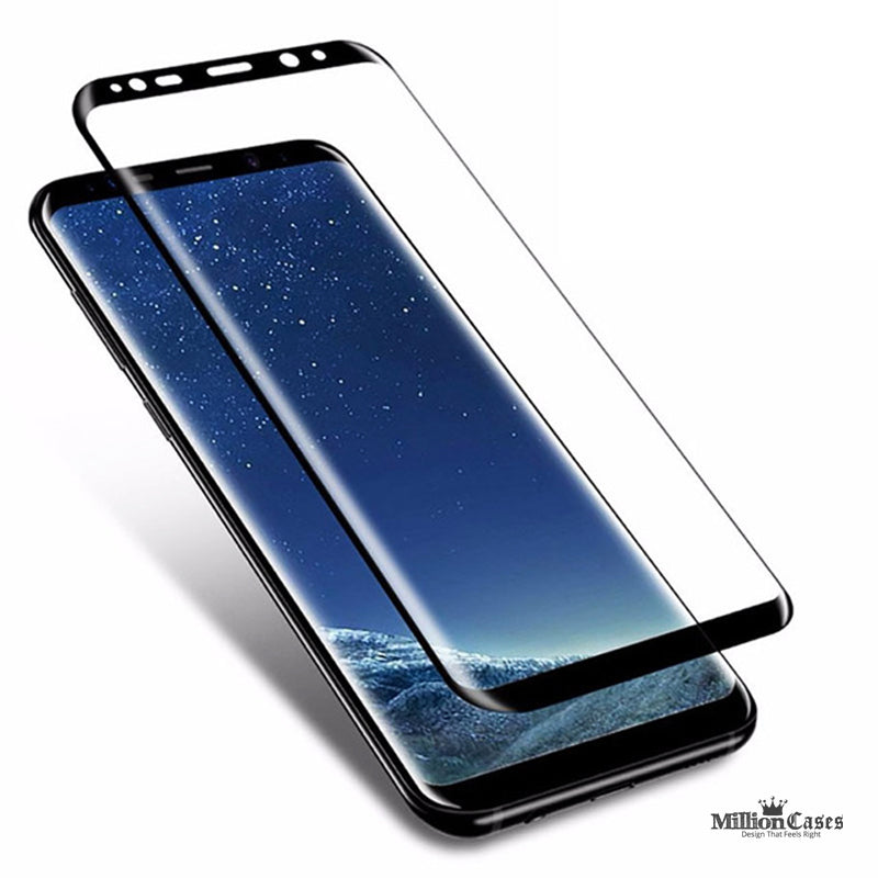 Tempered Glass Screen Protector for Samsung Galaxy S9/ S9 Plus
