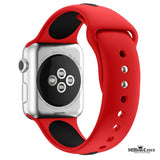 Apple Watch Sport Silicone Wrist Band
