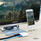 White Light to AV HDMI/HDTV TV Digital Cable Adapter for iPhone