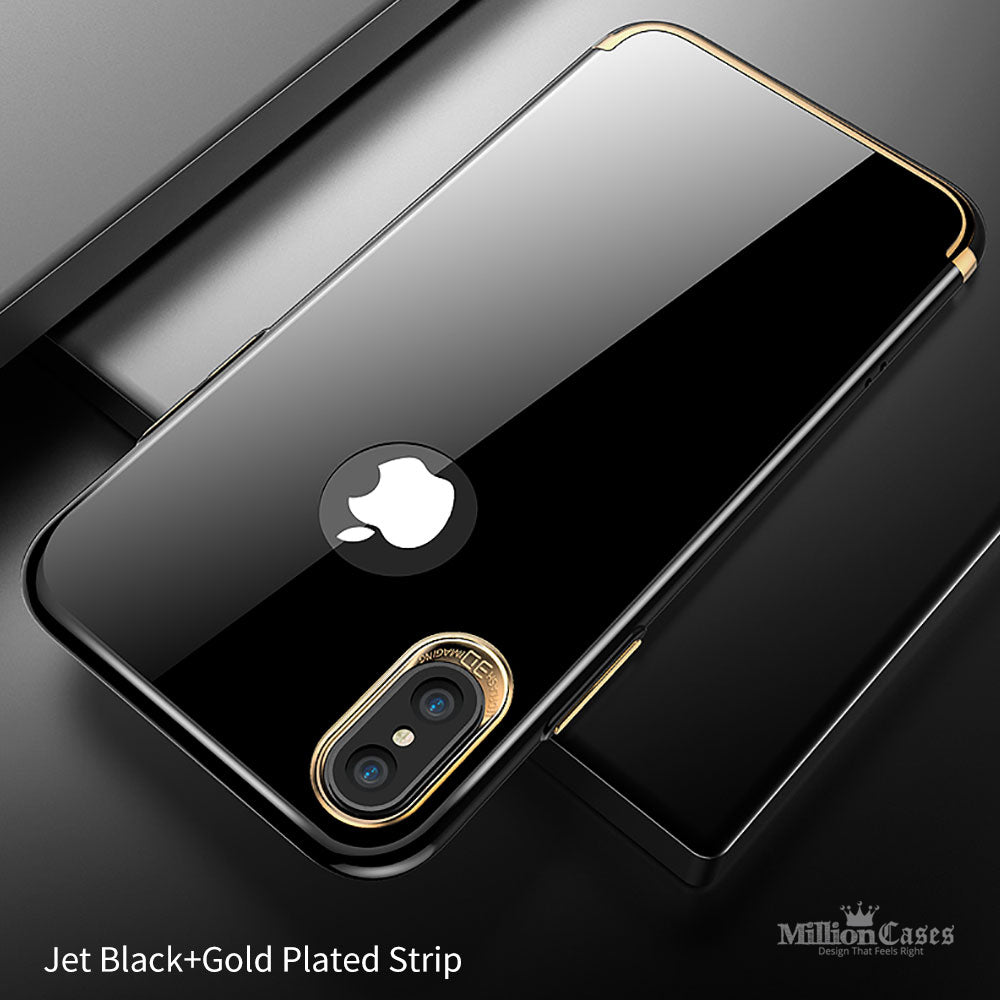 low priced 28cef 7ae34 iPhone X Special Edition Gold Plating Case
