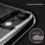 Anti-knock TPU Transparent Protective Case for iPhone 8/ 8 Plus