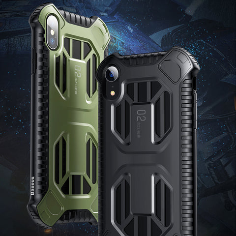 Baseus Military Armor Case For iPhone XS Max