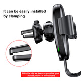 Automatic Wireless Car Mount Car Charger