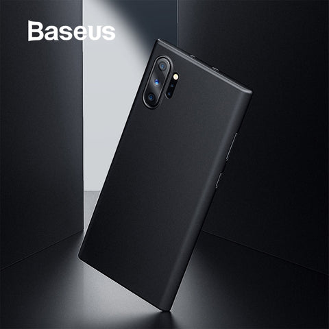 Baseus 0.4mm Ultra Thin PP Scrub Case for Samsung Galaxy Note 10 / 10 Plus
