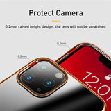 Baseus Luxury Electro Plating Protective Case for iPhone 11 Series