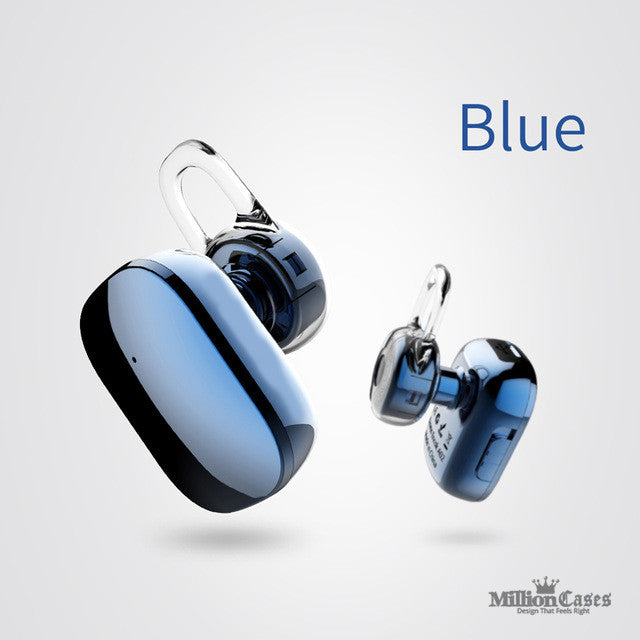 Mini Wireless Bluetooth Earphone For IPhone 5 6 7 Samsung S8 In-Ear St