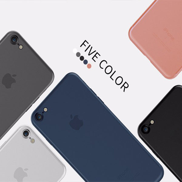 Apple iPhone 7, 7 Plus Ultra thin Cover Cases