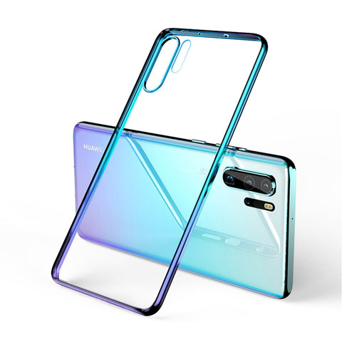 Luxury Electro Plating TPU Samsung Case For Galaxy Note 10 / 10 Plus