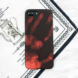Apple iPhone 7, 7 Plus Touch Sensitive Color Changing Back Cover