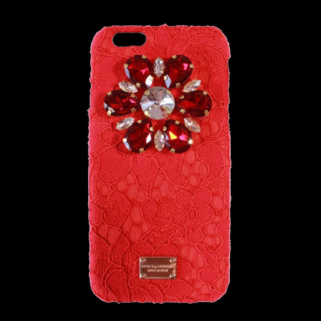 new style d3bcc c168b iPhone 7 Dolce & Gabbana Rainbow Lace Crystal Case