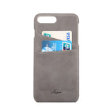 iPhone 7, 7 Plus Luxuy Ultra-thin Leather Case with Card Slot