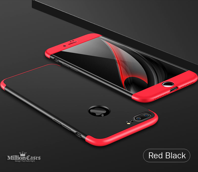 iphone 7 case 360 full protection