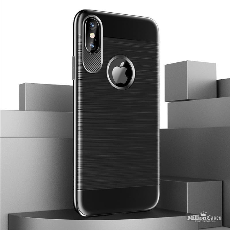 USAMS Lavan Series Case for iPhone X 10 TPU Case for iPhoneX Case for Apple x Back Cover Shell