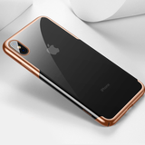 iPhone XS Max Silicon Clear Case